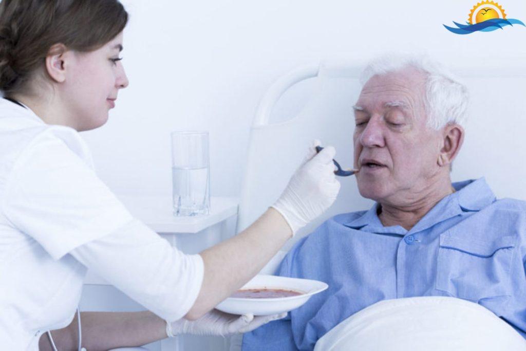 Догляд за тяжкохворими