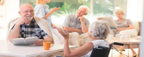 Комфорт для престарілих пацієнтів