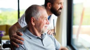 Догляд за хворими Альцгеймера