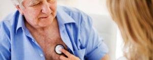 Догляд за хворими після інфаркту