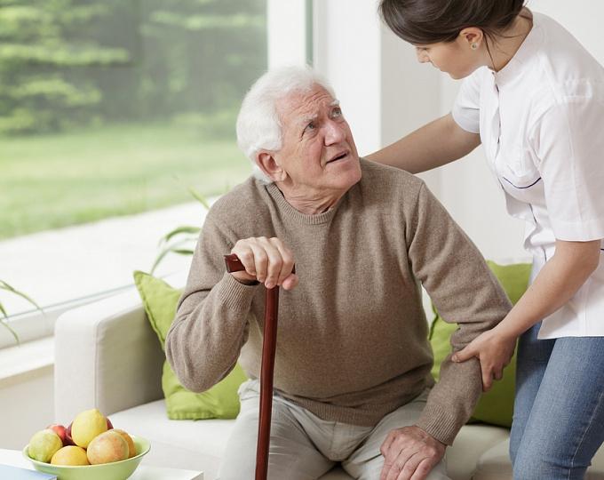 Догляд за пацієнтами з хворобою Паркінсона