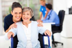 Догляд за інвалідом