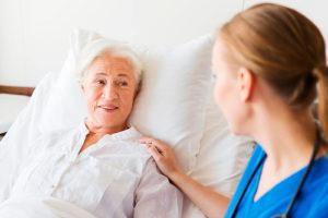 Догляд за онкологічними хворими